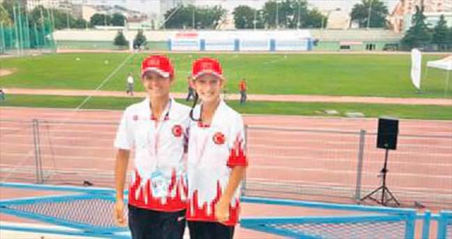INAS Ankara'da madalyalar artıyor