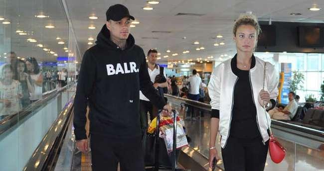 Van der Wiel İstanbul'a geliyor