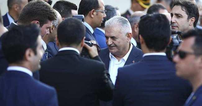 Başbakan Yıldırım Eskişehir'de
