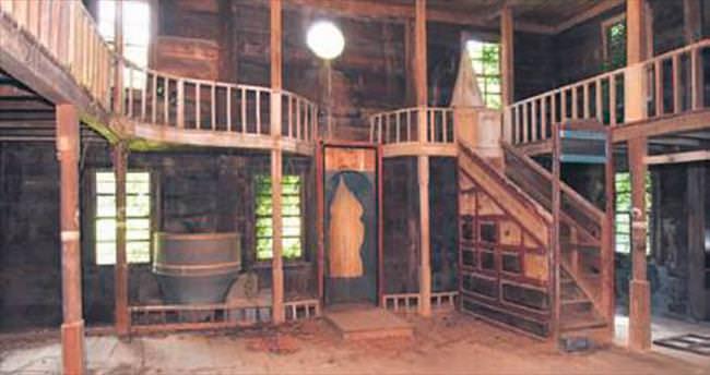 Balcalı tarihi ahşap camisi turizme kazandırılacak