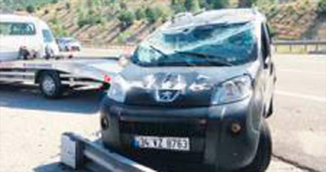 Kızılcahamam'da kaza: 2 ölü, 4 yaralı