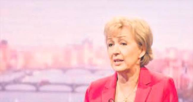 Leadsom: Yeni Margaret Thatcher ben olacağım