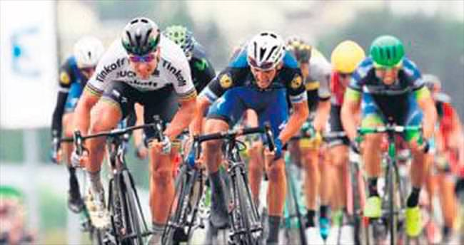 Fransa'da ikinci etap Sagan'ın