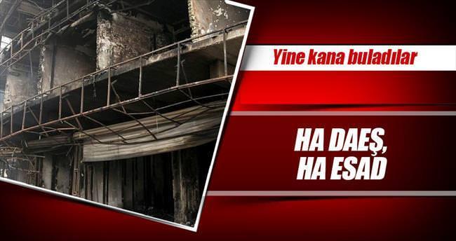 DAEŞ, Bağdat'ı kana buladı:167 ölü