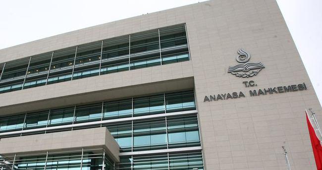 AYM CHP'nin Danıştay Kanunu'nu hakkındaki iptal başvurusunu reddetti!