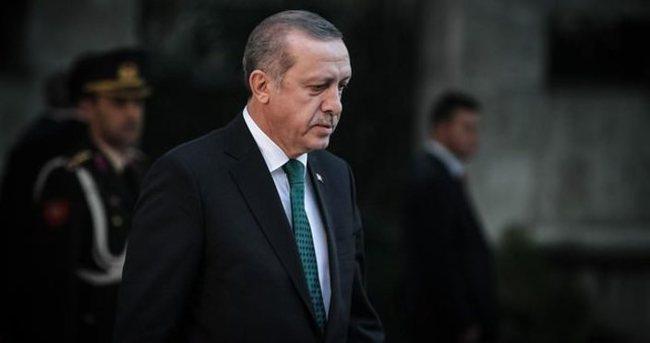 Cumhurbaşkanı Erdoğan Suud Kralı Selman ile telefonda görüştü