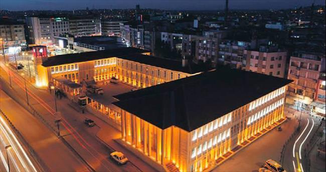 Gaziantep'e Görkemli bir sanat merkezi