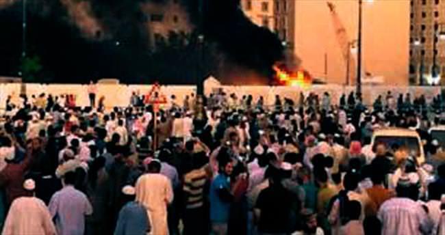Medine'de intihar saldırısı: 6 ölü, 10 yaralı