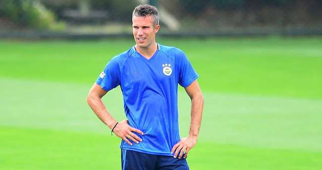 Van Persie için sürpriz iddia! Leicester....