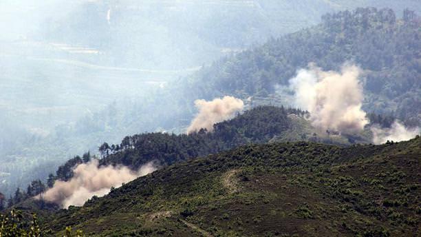 Türkmendağı'nda çatışmalar bayram günü şiddetlendi!