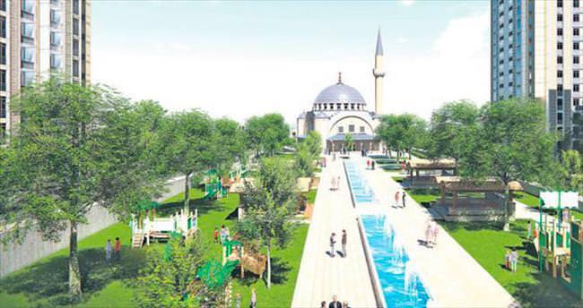TOKİ'den Mamak'a 4 bin konutluk proje