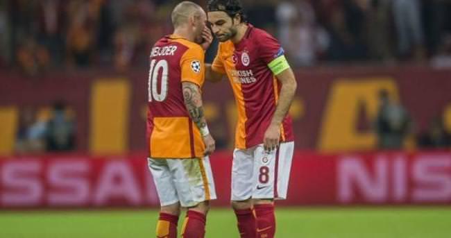 Flaş iddia! Sneijder bedava gidebilir...