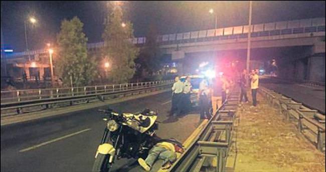Alkollü sürücü kaza yaptı: 1 ölü