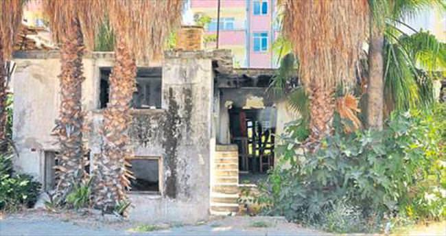 Manavgat'ta metruk binalar yıkılacak