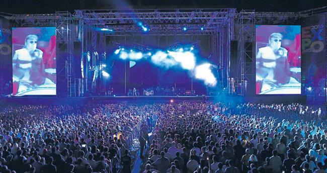EXPO'da unutulmaz Deep Purple konseri