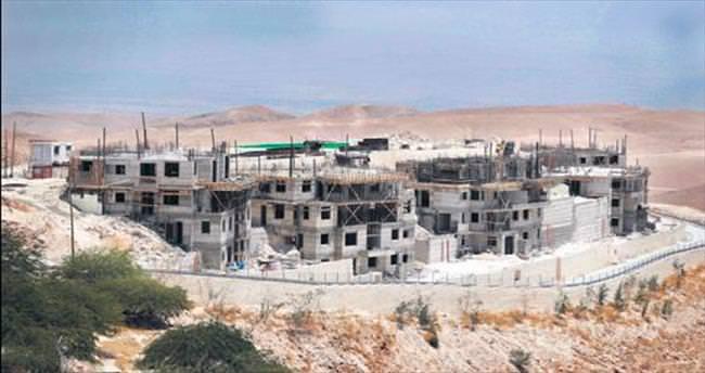 ABD'den İsrail'e yerleşim tepkisi