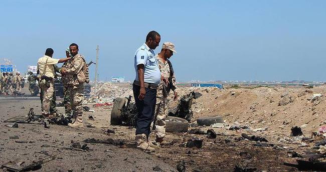 Yemen'deki intihar saldırısında ölü sayısı 20'ye yükseldi