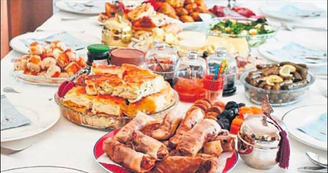 Ramazan sonrası için yedi beslenme önerisi