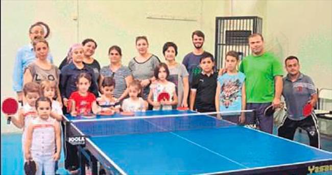 'Ailemle Spor Yapıyorum' projesi