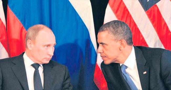 Obama ve Putin Suriye'yi görüştü