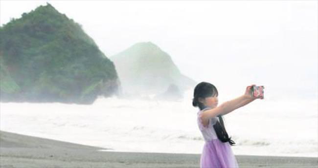Tayvan süper tayfuna hazır