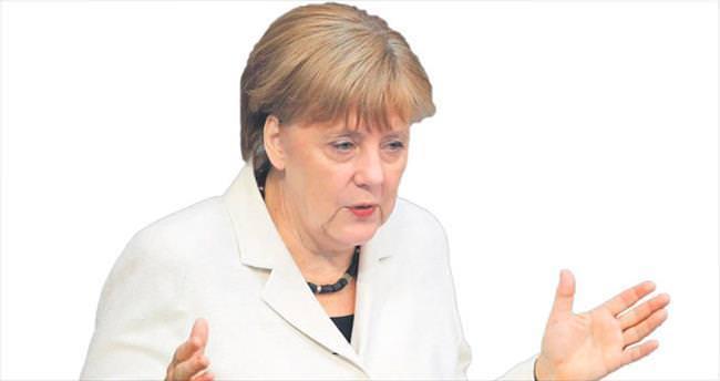 Merkel'den Rusya ve AWACS mesajı