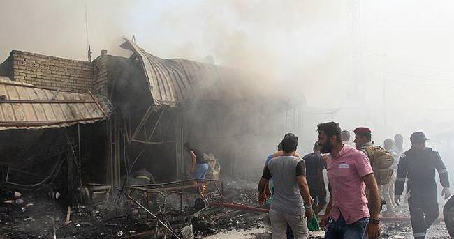 Irak'ta türbeye saldırı: 50 ölü, 65 yaralı