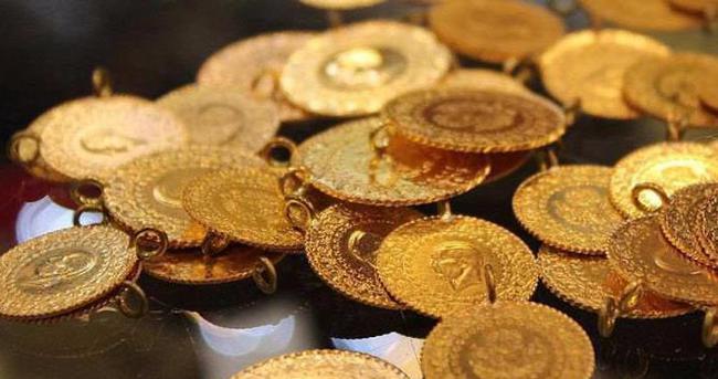 Altın düşüşe geçti! İşte çeyrek altın fiyatı
