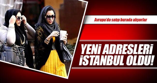 Araplar akın akın İstanbul'a geliyor