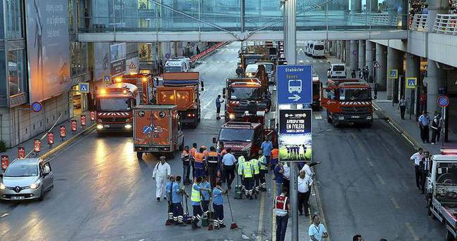 Atatürk Havalimanı saldırısında yaralanan 35 kişinin tedavisi sürüyor