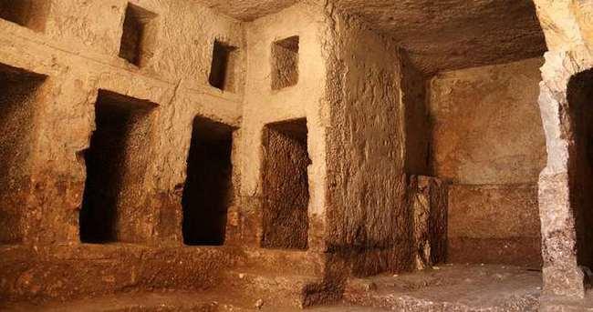 Dünyanın en büyük nekropol mezarlığı Şanlıurfa'da