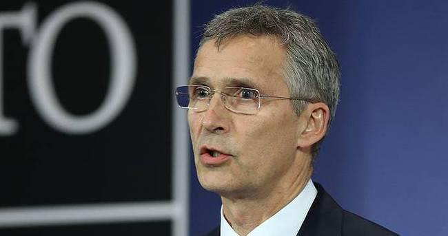 NATO'dan tarihi açıklama
