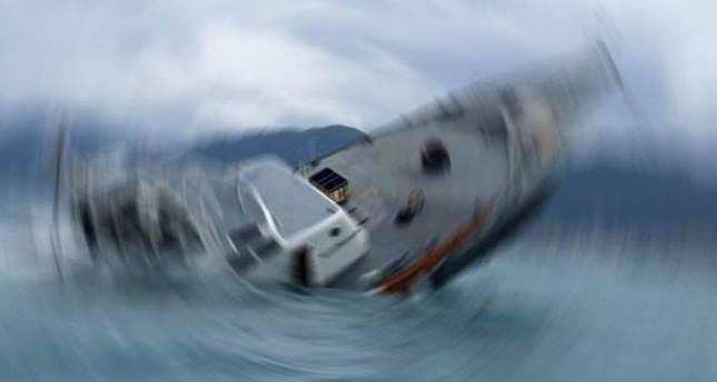 İstanbul Ambarlı'da tekne battı: Ölü ve kayıplar var