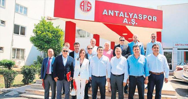 Antalyaspor'da bilanço şoku