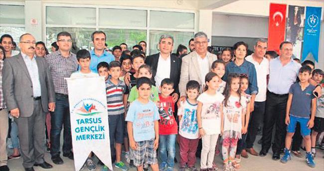 Tarsus'ta İyilik Mağazası projesi hayata geçirildi