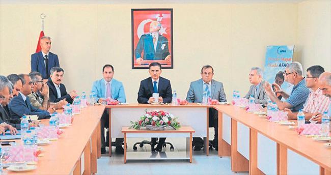 Türkmenlerin bütün talepleri karşılanıyor