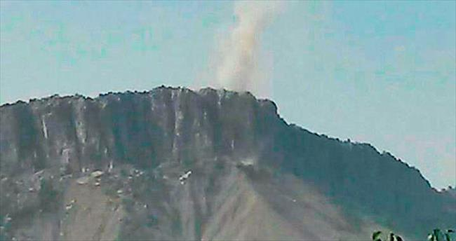 15 hedef vuruldu 12 PKK'lı öldürüldü