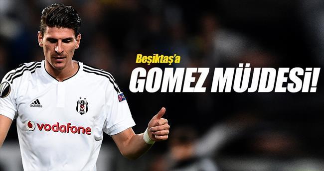Gomez müjdesi