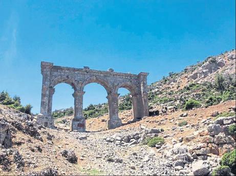 Antik kentler bağlanıyor