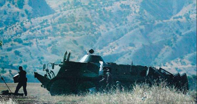 17 PKK'lı nokta atışıyla öldürüldü