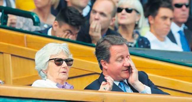 Cameron'a şok tepki