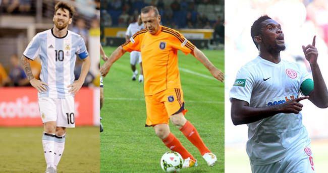 Futbolun yıldızları atv'de parlayacak!