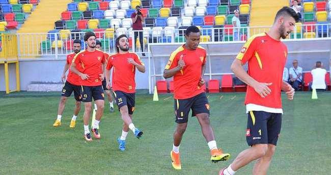 Göztepe'de 5 yılda 124 futbolcu ayrıldı