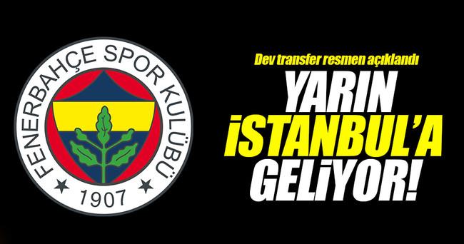Fenerbahçe dev transferi açıkladı