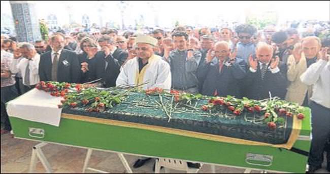 Mustafa Koluman son yolculuğuna uğurlandı
