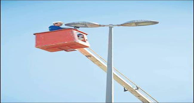 Hatay'a 6 milyon TL aydınlatma yatırımı