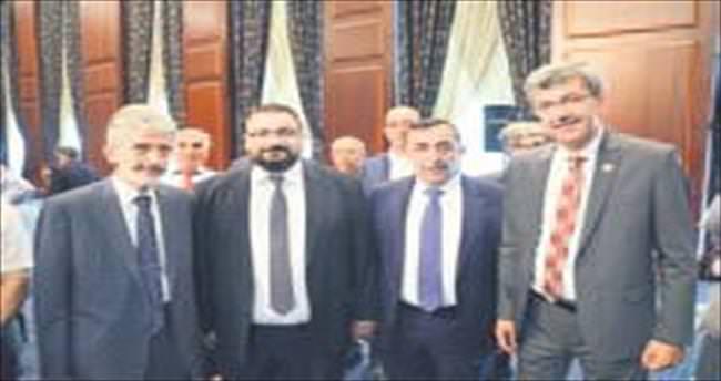 Sincan AK Parti üyeleri bayramlaştı