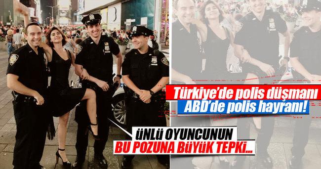 Nesrin Cavadzade'den ikiyüzlü tavır!