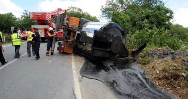 3. köprü inşaatında talihsiz kaza