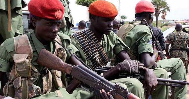 Güney Sudan'daki çatışmalar